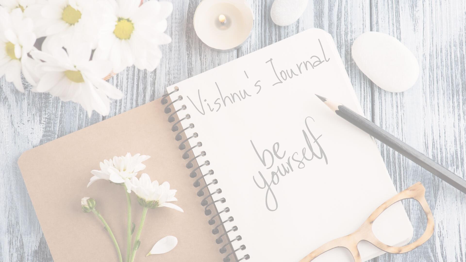 Vishnu Goyal Journal