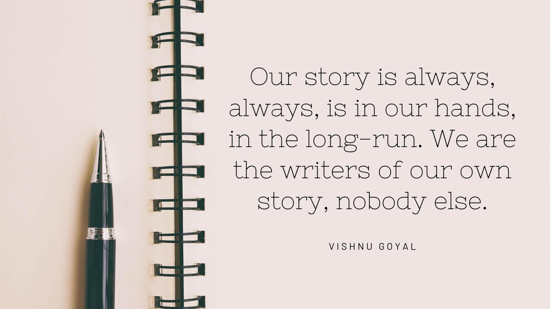 Vishnu Goyal Life Story