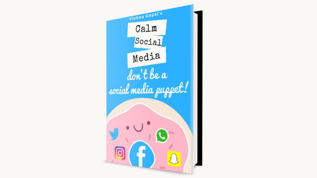 Calm Social Media by Vishnu Goyal